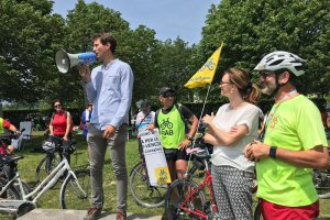 9 giugno 2019: tante bici dall'Alto Piave alla Pedemontana!