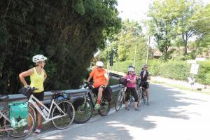 Cittadella e il camminamento di ronda - 15 settembre 2019