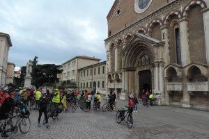 Da Verona a Vicenza sulla ciclovia - 6 ottobre 2019AIDA
