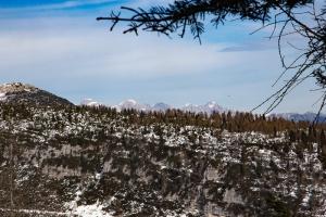 Escursione in Val Galmarara (Asiago) - 26 febbraio 2017