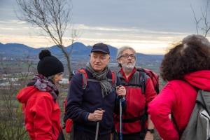 Sentiero di San Donato e trincee di guerra – 19 gennaio 2020