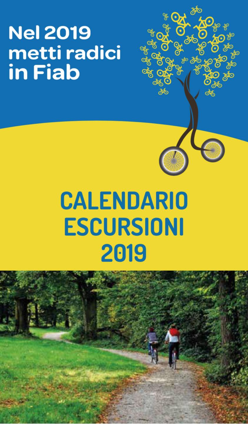 Calendario Marce Vicenza.Programma Escursioni Inverno 2018 2019 Fiab Vicenza Tuttinbici